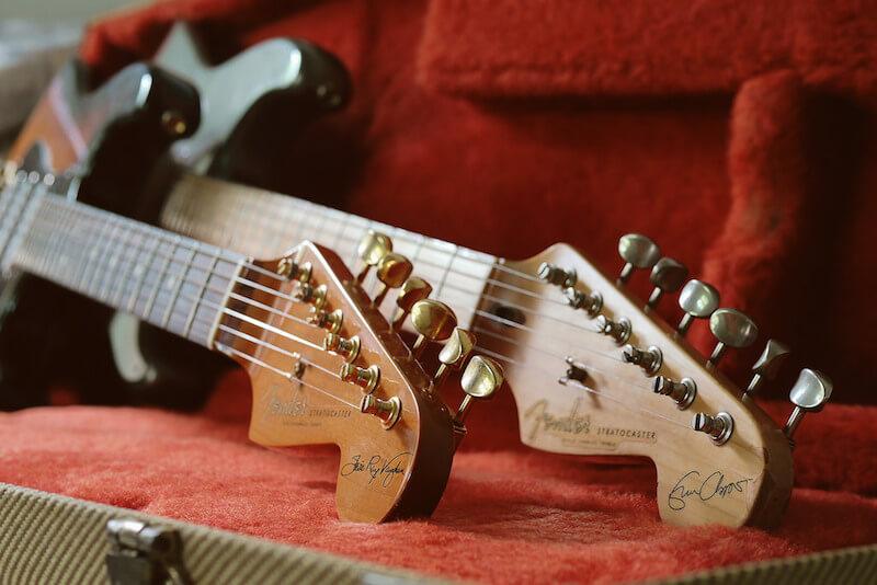 Fender人気モデル解説