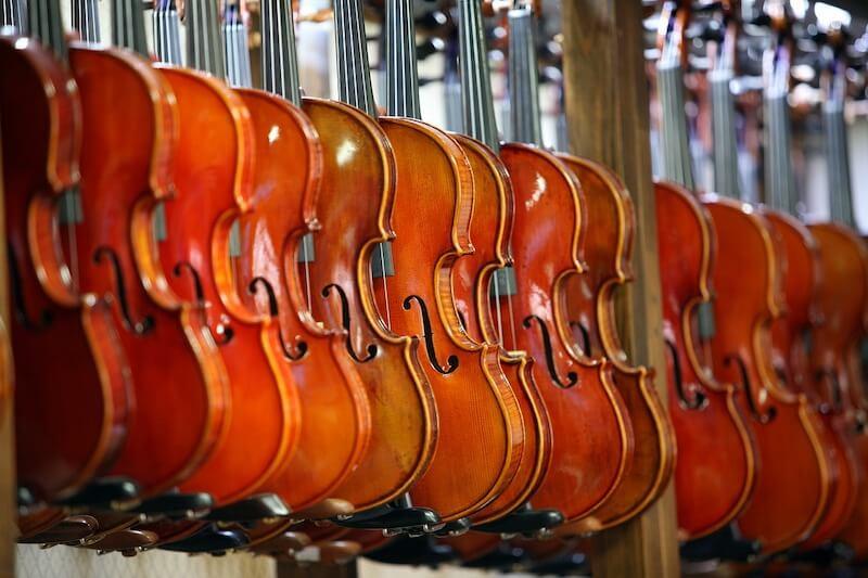 ヴァイオリンを高く売るコツ